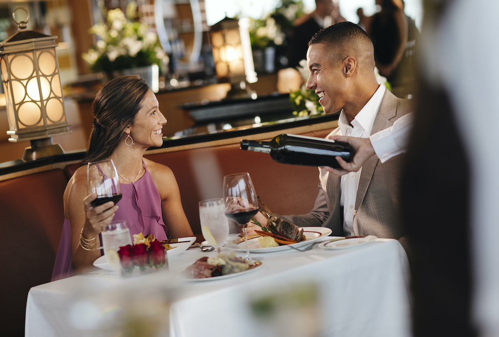 Disney Cruise Line's Palo & Remy to Offer 2 Dining Options for Dinner