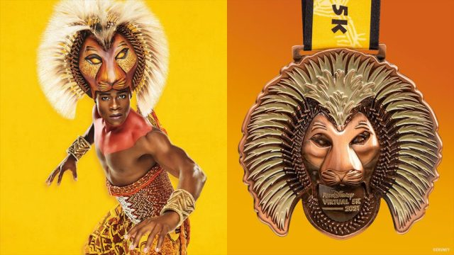 runDisney to Honor The Lion King this Summer with Virtual Series 3