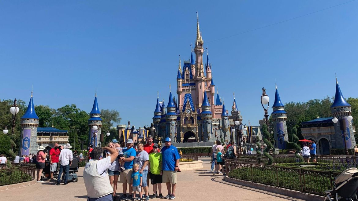 Disney World Theme Park Hours Extended for April through June