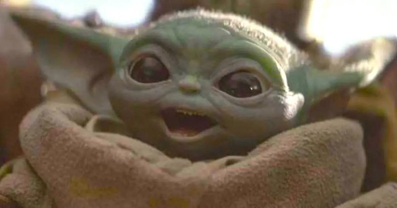 "Grogu aka ""Baby Yoda"" Opened the New York Stock Exchange for Star Wars Day"