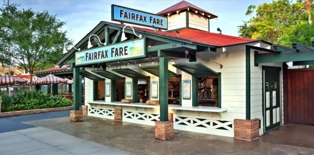 Fairfax Fare in Hollywood Studios debuts an all-new Hot Dog Friendly Menu 1