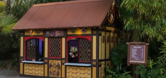 Terra Treats at Disney's Animal Kingdom