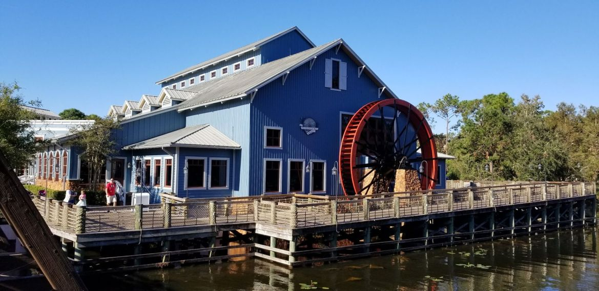 Is Disney's Port Orleans Resorts reopening this July?