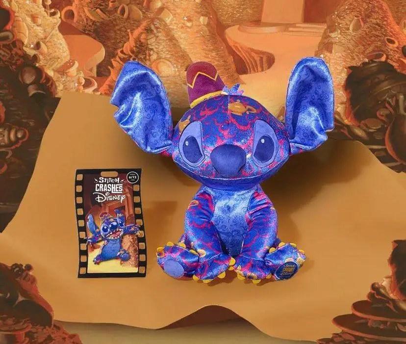 Stitch Crashes Aladdin Collection Revealed