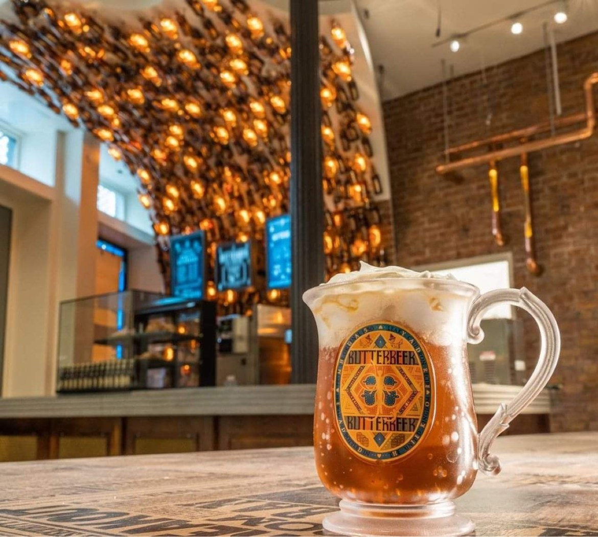 Harry Potter NY will be home to New York's only Butterbeer Bar