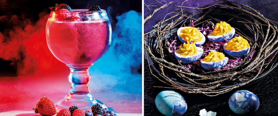 Don't miss these Halfway to Halloween Recipes you can make at home