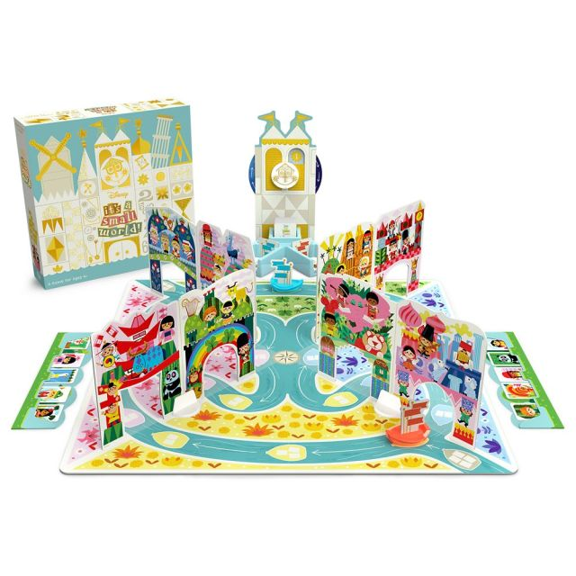 it's a small world Board Game
