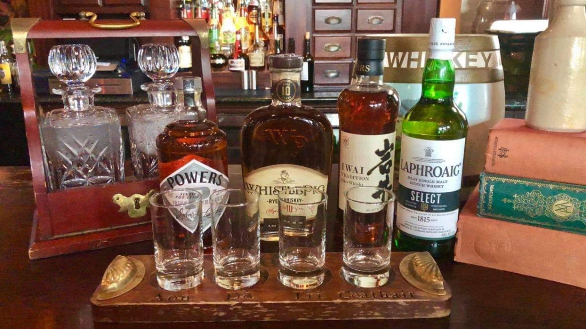 Celebrate World Whiskey Day at Disney Springs