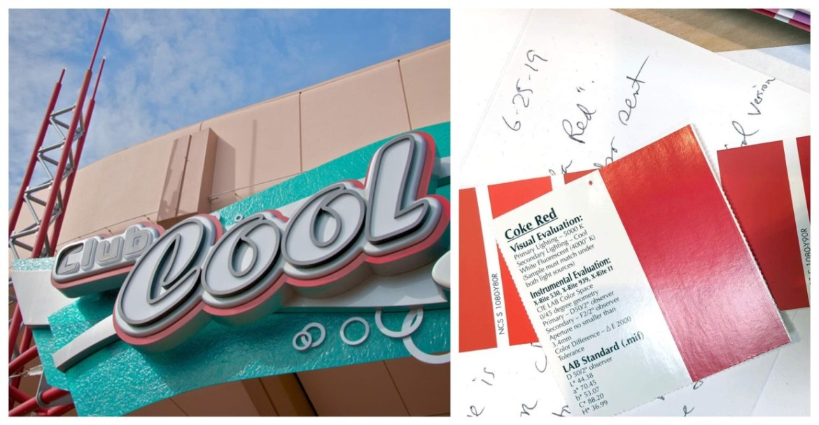 Behind the scenes look at Club Cool returning to Epcot this summer!