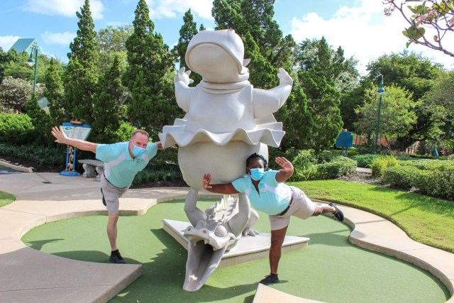 Disney Cast Members celebrate 25 years of mini-golf magic 1