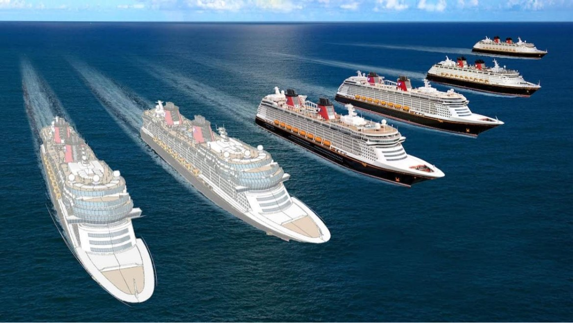 Find out where the Disney Cruise ships are right now
