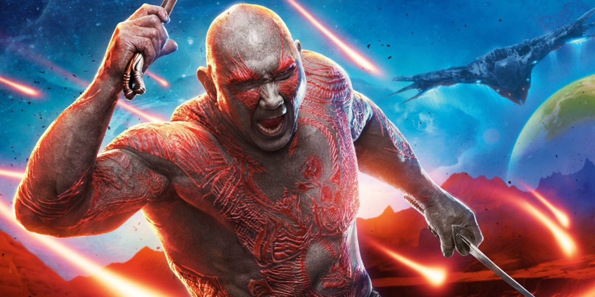 Dave Bautista Claims He is Done with Drax after 'Guardians of the Galaxy: Vol. 3' Saying Shirtless Scenes are to Blame