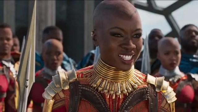 Danai Gurira to Return as Okoye for 'Black Panther: Kingdom of Wakanda' Disney+ Series 1