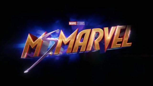 Ms. Marvel series logo