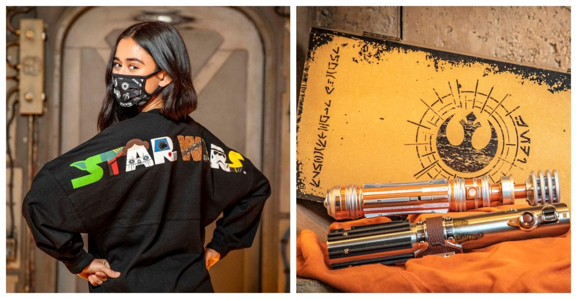 Don't miss the Star Wars May the 4th Merchandise at the Disney Parks