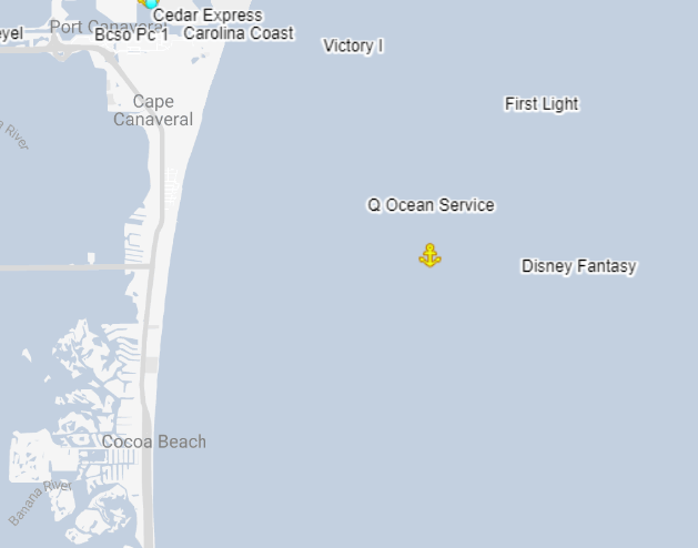 Find out where the Disney Cruise ships are right now 3