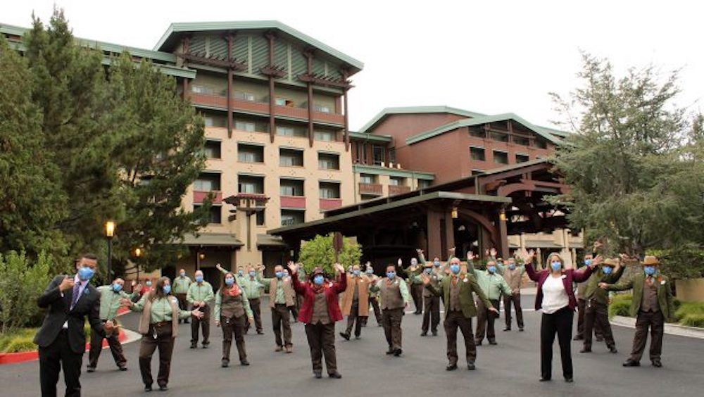 Disney's Grand Californian Hotel & Spa is now open and welcoming guests at Disneyland Resort!