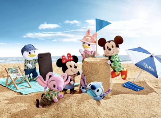 The Disney nuiMOs May Collection Is Ready For Summer