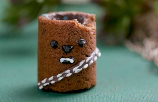 Wookie cookie cups