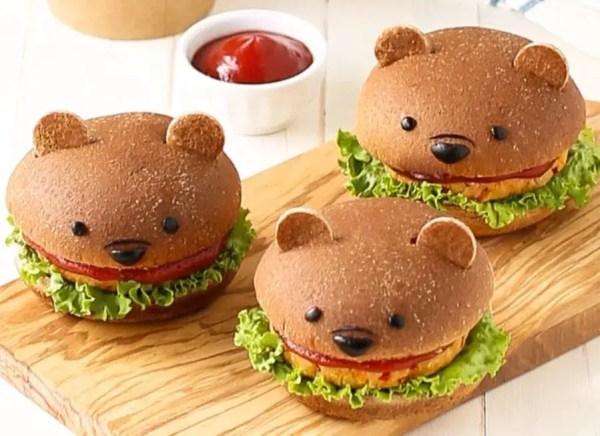 Winnie The Pooh Burgers