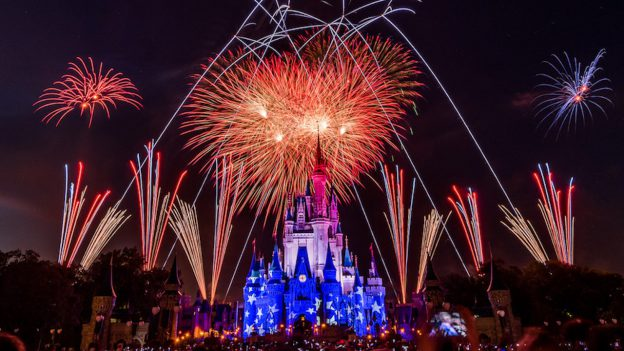 Disney World Theme Park Hours Released through July 24th