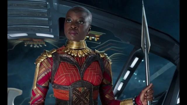 Danai Gurira to Return as Okoye for 'Black Panther: Kingdom of Wakanda' Disney+ Series 2