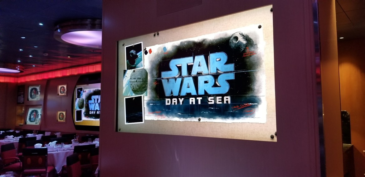 Experience Star Wars on the Disney Cruise Line