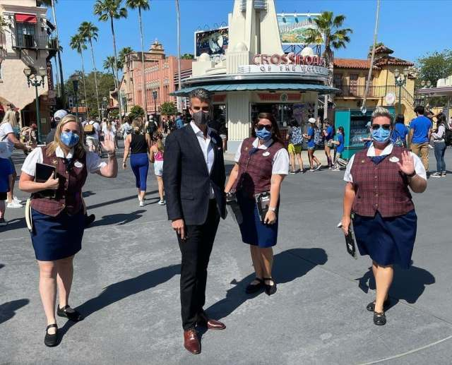 Disney World encourages guests to get vaccinated 1