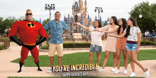Capture an INCREDIBLE Father's Day Magic Shot at Disney World 1