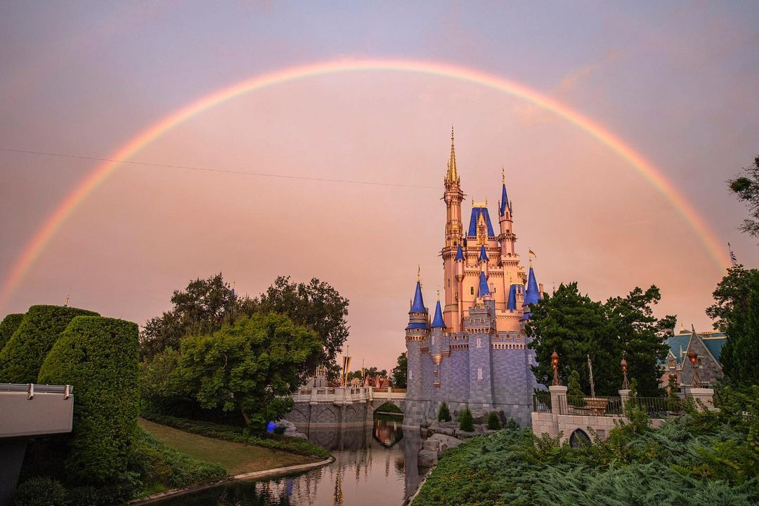 Josh D'Amaro marks the reopening of all Disney Theme Parks around the Globe