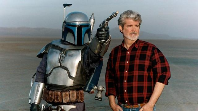 George Lucas Reportedly Wants Dave Filoni to Replace Kathleen Kennedy as President of Lucasfilm 2