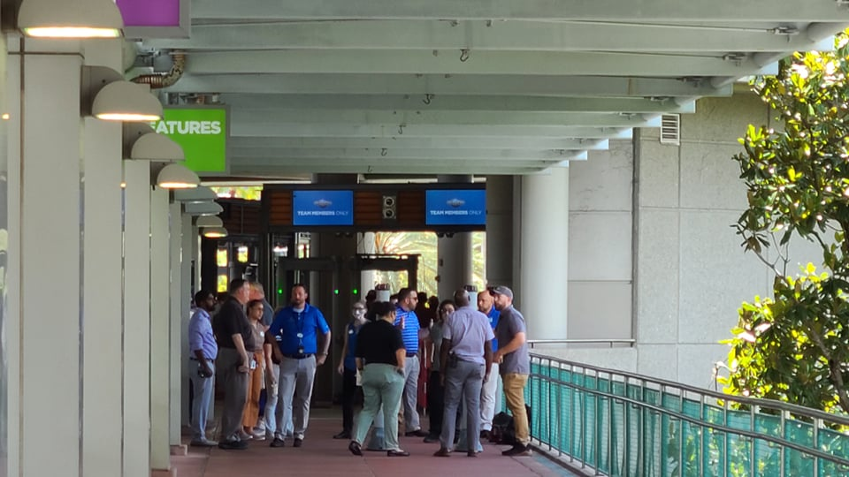 New Touchfree Security Scanners installed at Universal Orlando 1