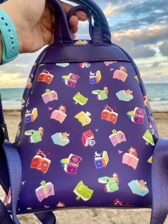 The Disney Princess Books Backpack Is Now At BoxLunch! 4