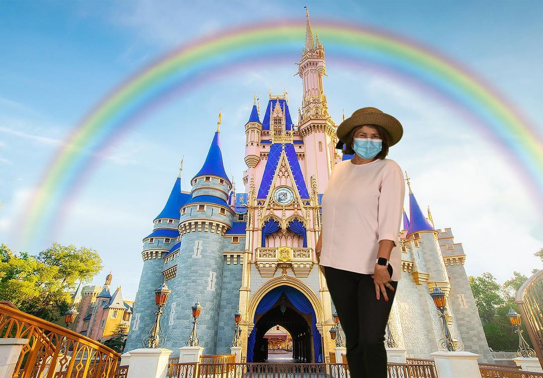 Complimentary Pride media added to PhotoPass Gallery on My Disney Experience