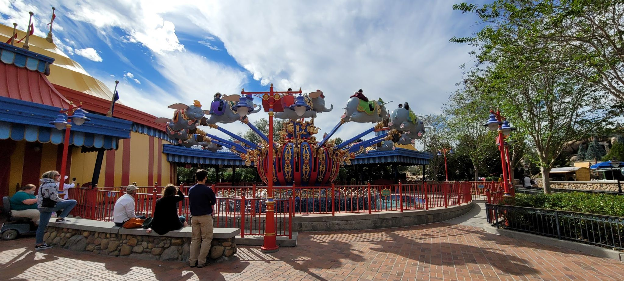 Storybook Circus in the Magic Kingdom to receive 50th Anniversary Updates 1