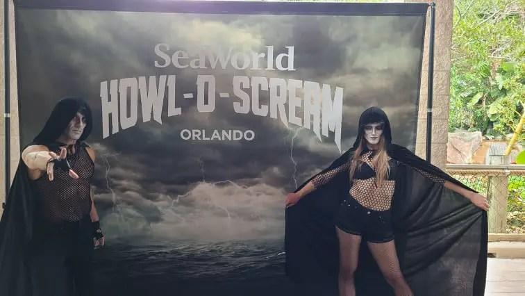 Howl-O-Scream coming to Sea World Orlando