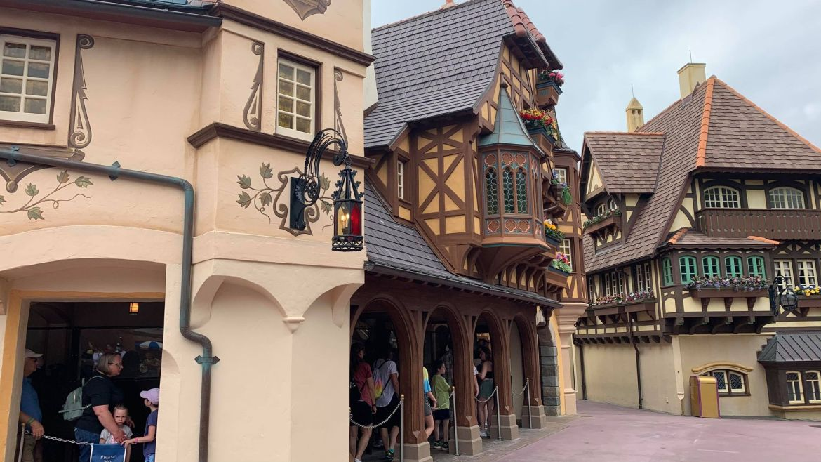 Scrim removed from Peter Pan's Flight in the Magic Kingdom