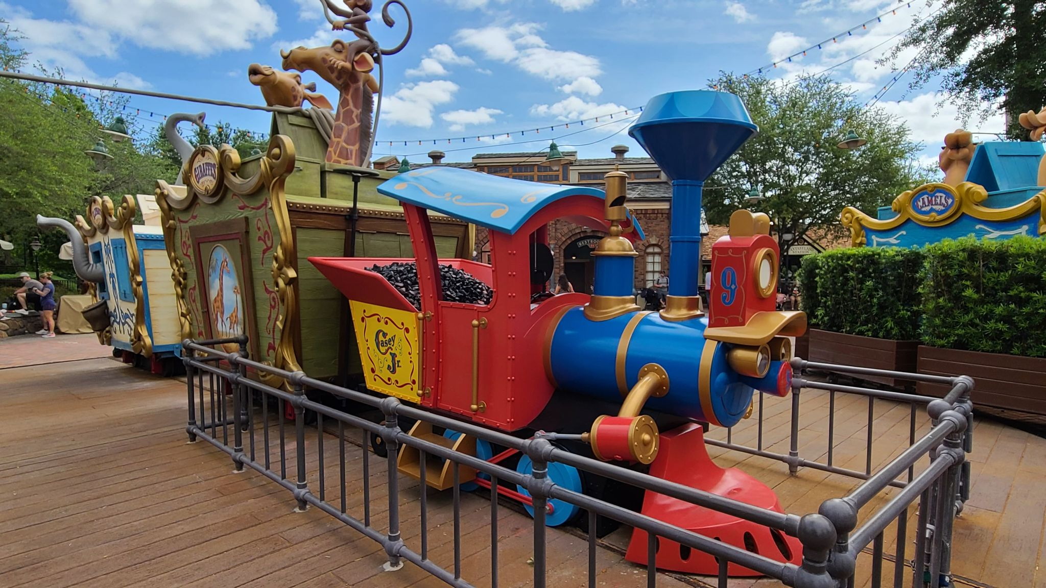 Storybook Circus in the Magic Kingdom to receive 50th Anniversary Updates 2