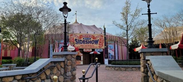 Storybook Circus Meet & Greet