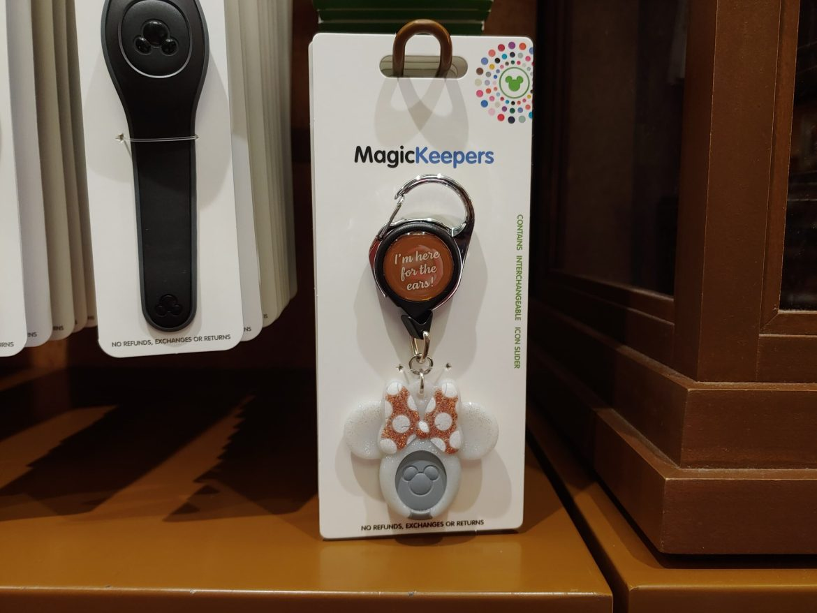 MagicKeepers! The New Retractable MagicBand Holders