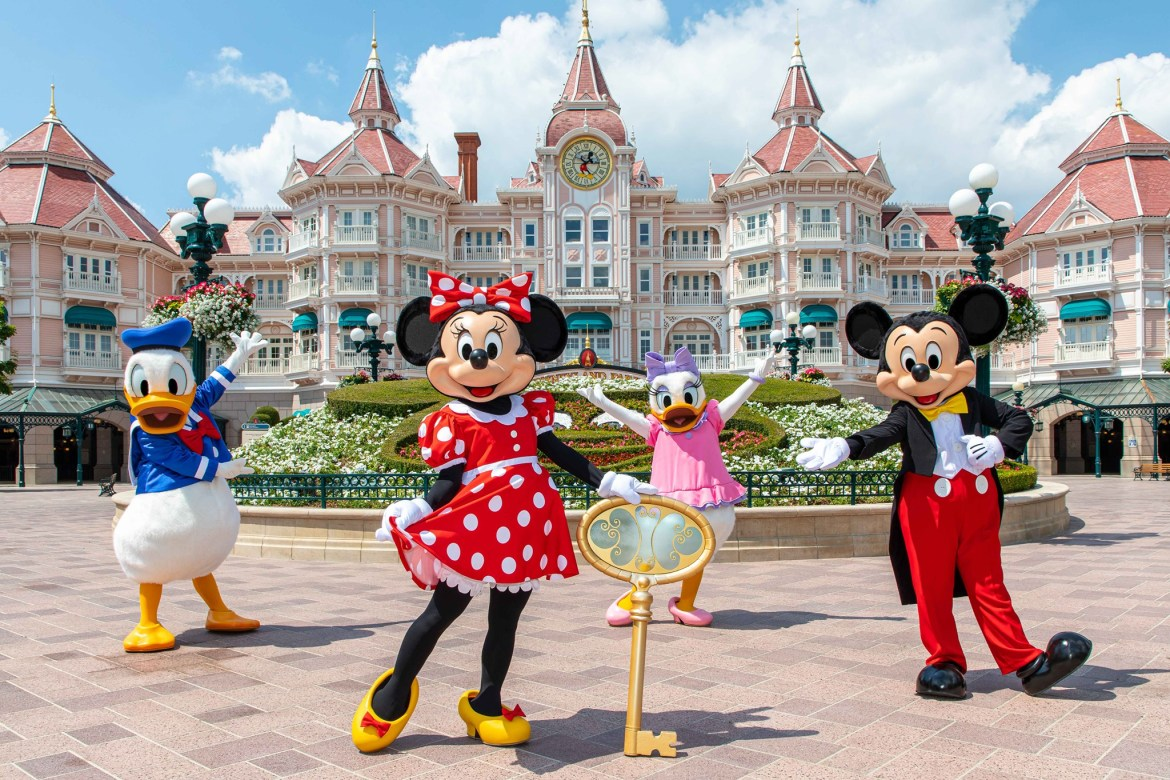 Disneyland Paris Officially Reopens today!