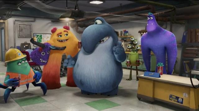 Full trailer for Monsters at Work Revealed 1