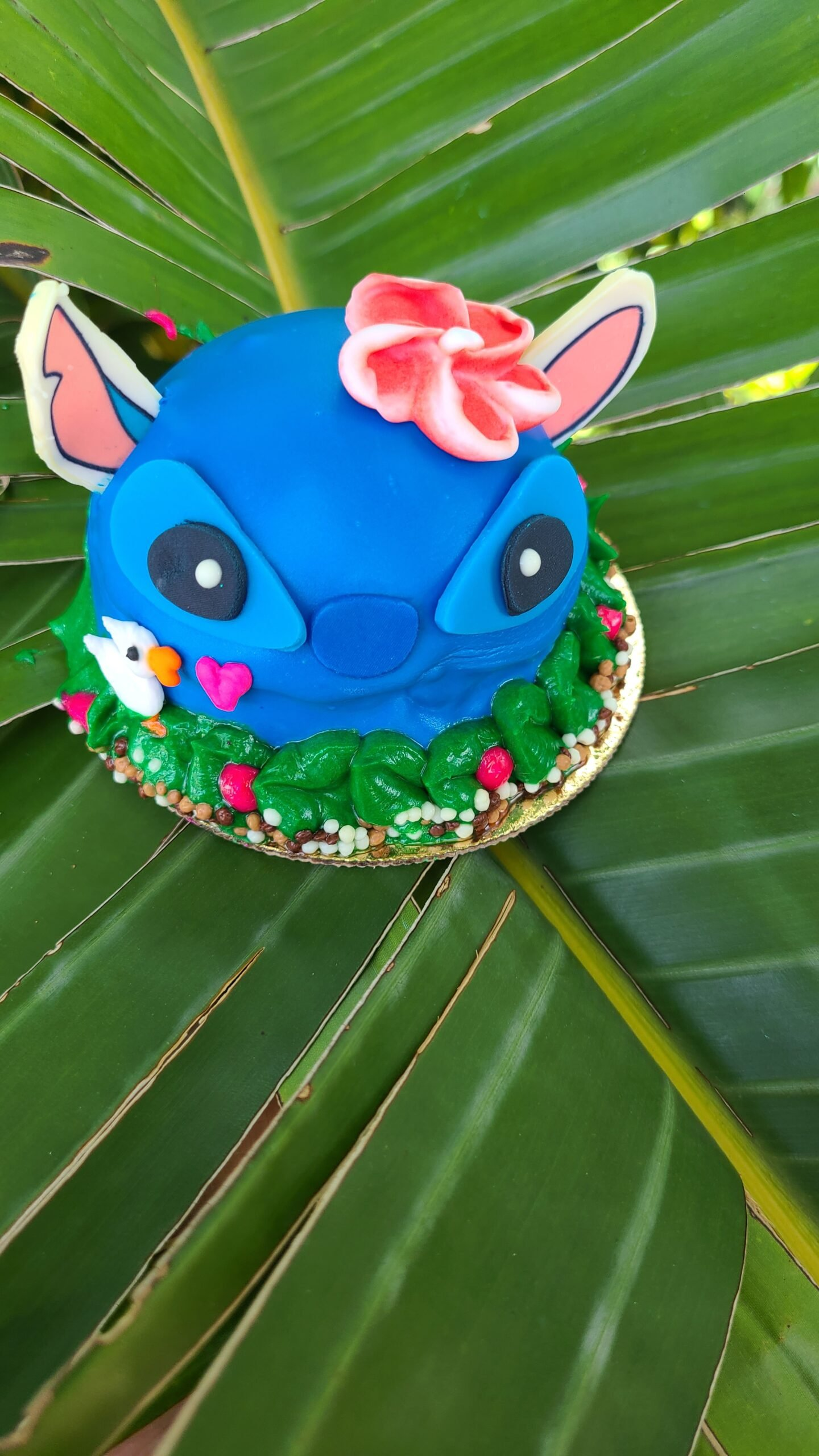 Say Aloha to the new Stitch Cupcake for 626 Day! 2
