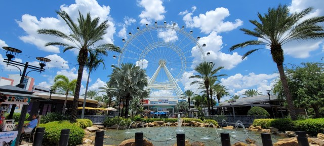 Have a family fun day at ICON Park in Orlando 1