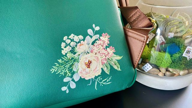The New Floral Loki Loungefly Bag Is Burdened With Glorious Purpose 1