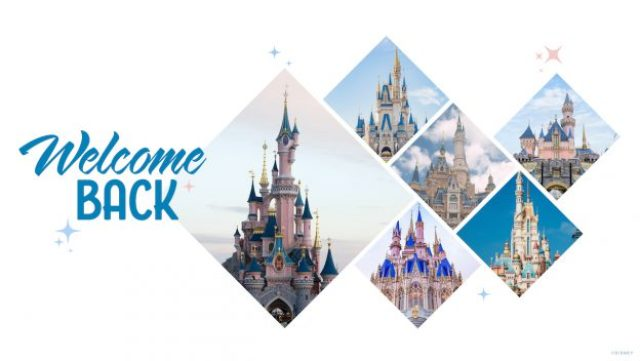 Disney World theme parks welcome back