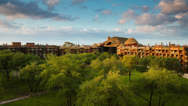 Disney's Animal Kingdom Lodge is reopening on Aug. 26th 2