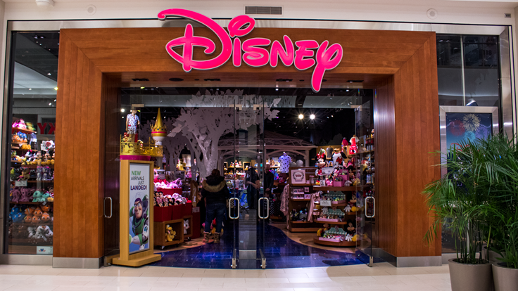 First-Ever Disney Store is closing its doors next month