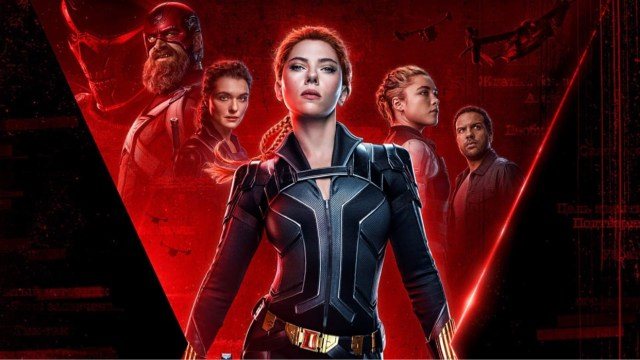 Black Widow will be available for free on Disney+ for all subscribers on October 6th 1