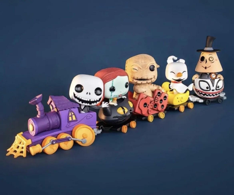 Funko's Nightmare Before Christmas Train Set is coming soon